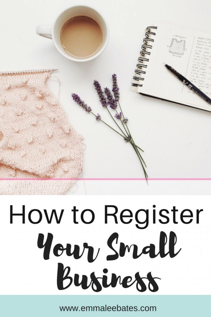 How to Register Your Small Business Part two