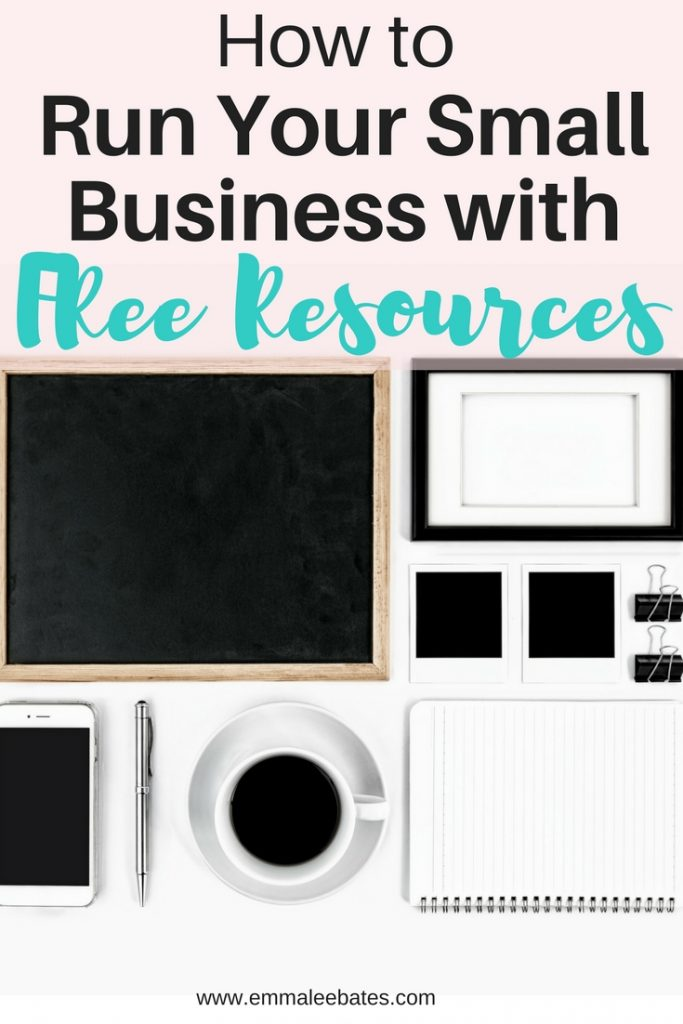 Run your entire small business with these free resources.