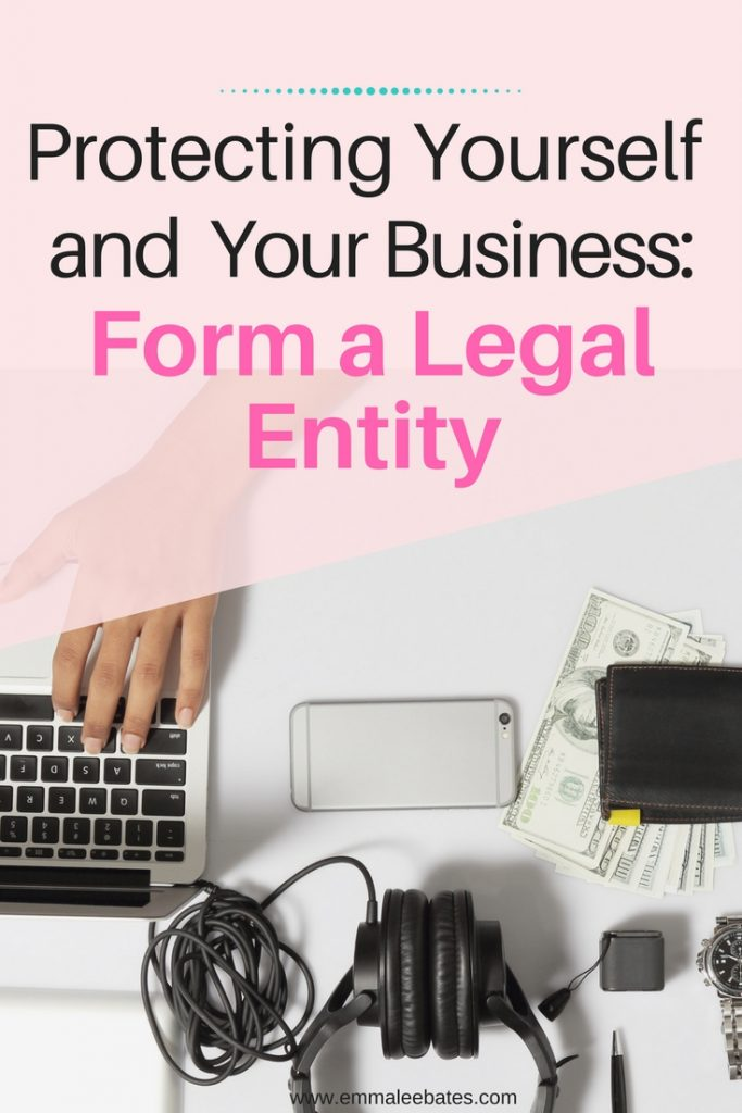If you are already an established business owner, it is not too late to protect yourself and your family. Check out these three types  of legal entities for your small business.