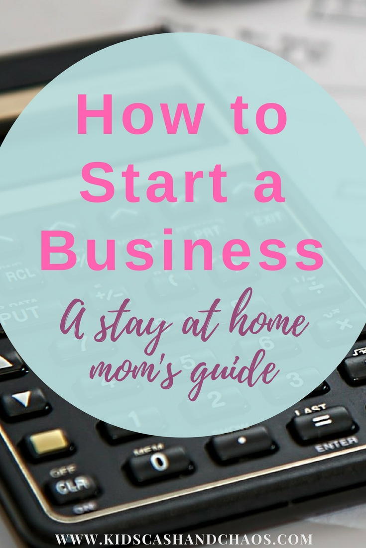 How to Start a Business for Moms. Do you dream of staying home with your children? Start your own business and be in charge of your own schedule.