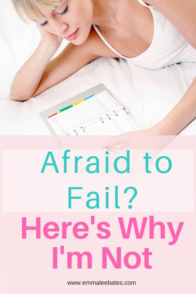Don't let a fear of failure stop you! This women had a spectacular failure in her online business but it turned out to be the best thing that could happen! Read about her journey and how you can overcome your fear of failure.#startabusiness #motherhood