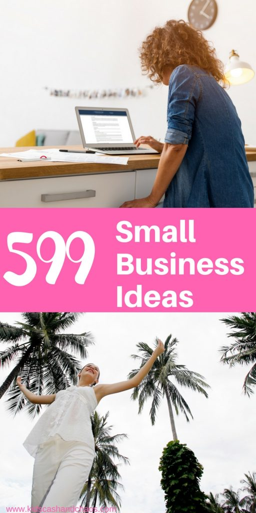 OMG! This is the best list of small scale business ideas ever! So many cool ideas, I can't wait to sit down to read them all. Pinning to come back later!