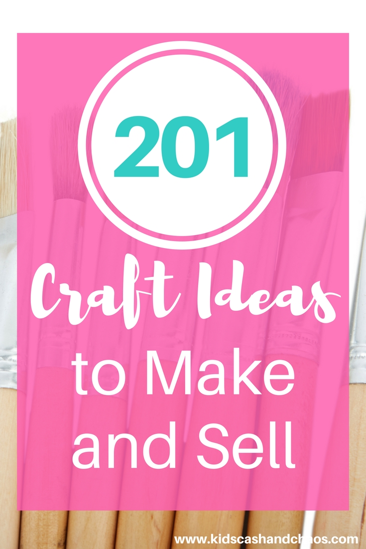 Easy Craft Ideas To Make And Sell Emma Lee Bates