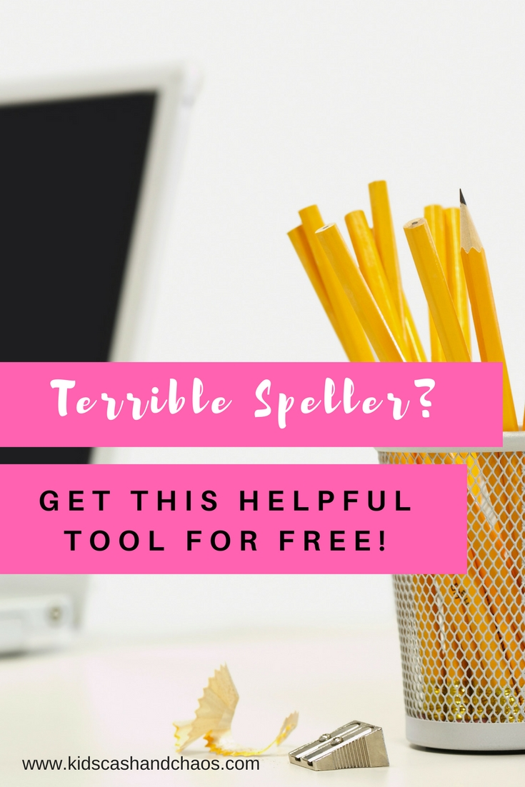If you are a terrible speller like I am, check out this review of the Grammarly app! I installed it right away and amazed at how easy it is to use. Plus, its free!