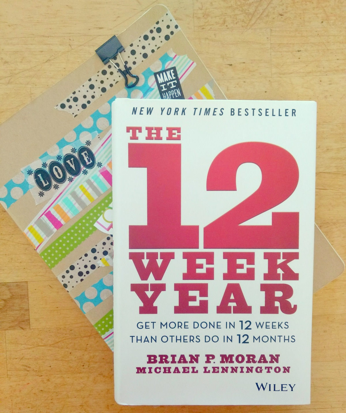 The 12 Week Year will change your goal setting behavior