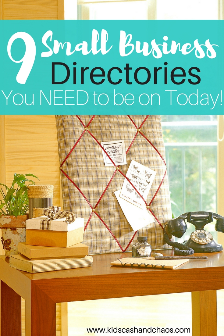Have you got your business listed on any small business directories? People are looking online and you need to be found! This post list 9 different sites you can get listed on for FREE. Don't wait, do this today!
