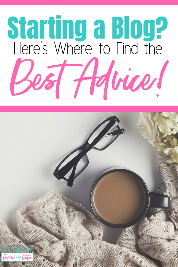 Looking for the best blogging advice for new bloggers? Check out this list of my favorite blogs, podcasts, membership groups and more! #blogging #bloggers