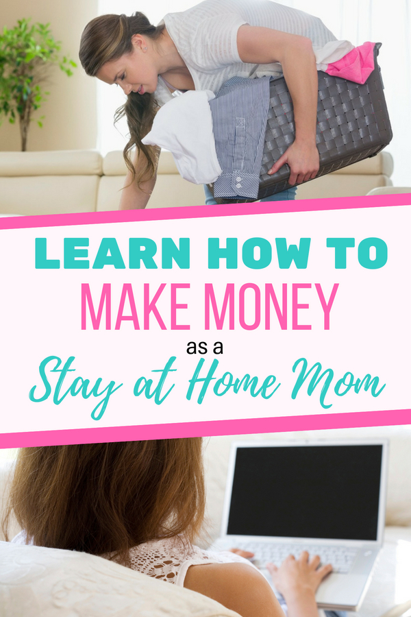 Want to learn how to make money as a stay at home mom? Check out these courses and learn all the skills you need to start a business! #stayathomemom #sahm #workathom #makemoney #makemoneyonline