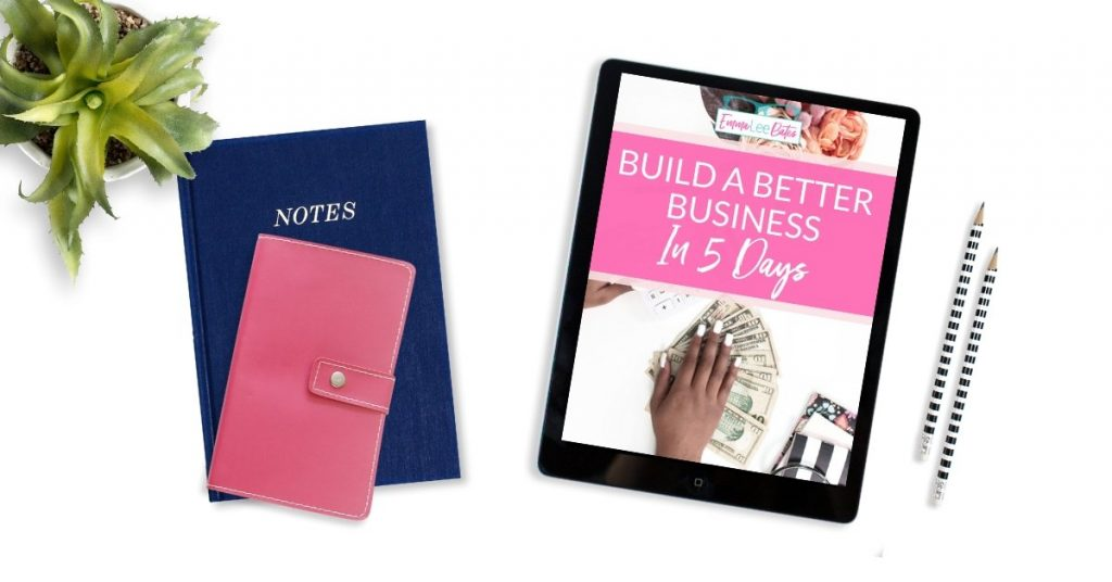 Use the Build a Better Business in 5 Days ebook to do a full business assessment.
