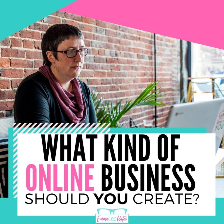 the top 3 types of online businesses