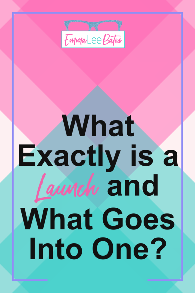 what is a launch and what goes into one emma lee bates